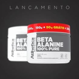 BETA ALANINE 100% PURE - LANÇAMENTO