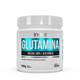 Glutamina 100% 150g Inove Nutrition
