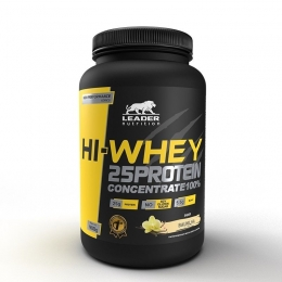 Hi Whey 25 Protein Concentrate (900g) - baunilha